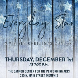 Everyday Star - A Visible Christmas Tour