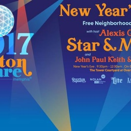 Overton Square New Year's Bash