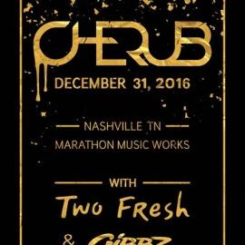 Cherub at Marathon Music Works New Year's Eve!