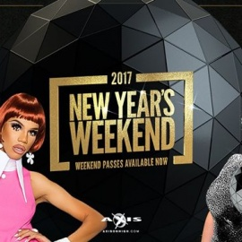 New Year's Weekend - Friday with Kim Chi and Naomi Smalls
