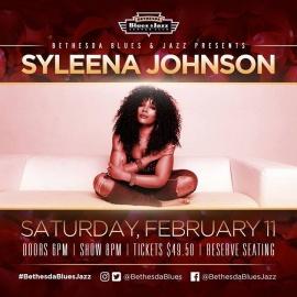 Syleena Johnson at Bethesda