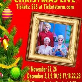 The Golden Girls Christmas Live!