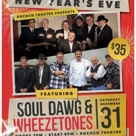 Rock & Soul New Year's Eve