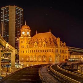 Main Street Station Holiday Illumination Party