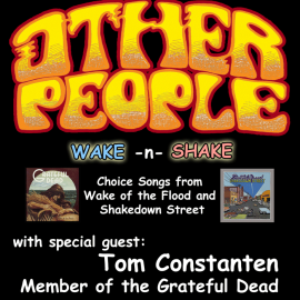 OTHER PEOPLE - Annual Grateful Dead Tribute Thanksgiving Bash