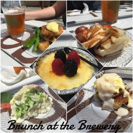 Brunch at The Brewery