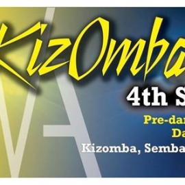 Viva Kizomba 11/26: Thanksgiving Weekend