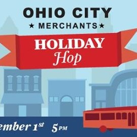 Ohio City Holiday Hop 2016