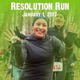 Resolution Run (10K, 5K, or 1-Mile Trail Run)