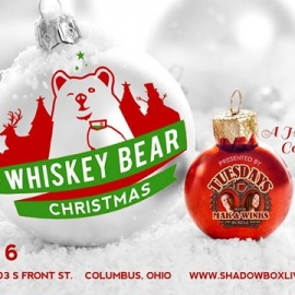 A Whiskey Bear Christmas