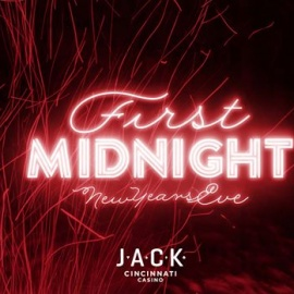First Midnight   New Year's Eve Party at JACK Cincinnati