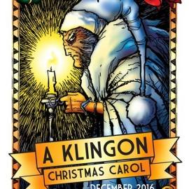 A Klingon Christmas Carol 2016