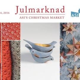 Julmarknad - ASI's Christmas Market & Festival