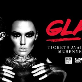 GLAM NYE 2017 at Muse