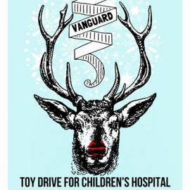 Vanguard Holiday Toy Drive Party