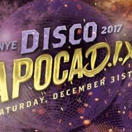 DIX presents DISCO ApocaDIX New Years Eve Party
