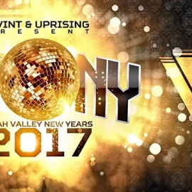 Utah Valley New Years! Uvny2017