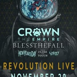 Crown The Empire: The Retrograde Tour | November 29, 2016