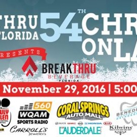 54th Annual Christmas on Las Olas presented by BreakThru Beverage