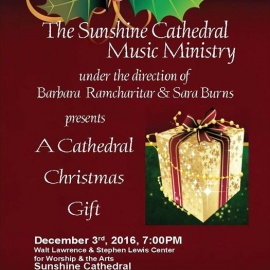Sunshine Cathedral Christmas Concert