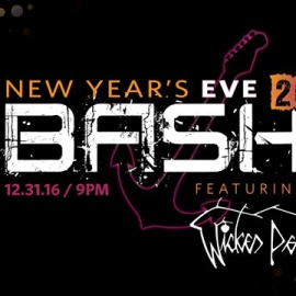 New Year's Eve with Wicked Peach