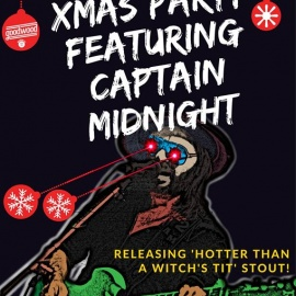 Goodwood Xmas Party Featuring Captain Midnight
