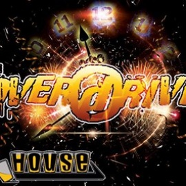 OVERDRIVE's New Years Bash at the Penobscot Pour House - Saturda