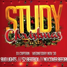 Study Christmas Party