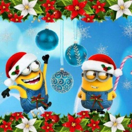 Merry Minions! An Insanely Fun Christmas Party!