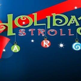 Holiday Stroll 2016: Rockin Lights Family Fun Night