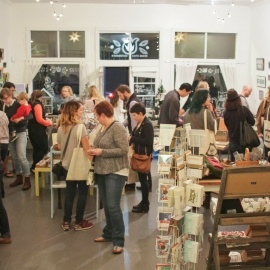 Indie Craft Experience Kicks Off The ICE Pop-Up Shop