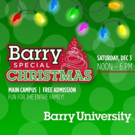 Barry Special Christmas