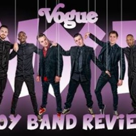 New Years Eve w/ Boy Band Review at The Vogue
