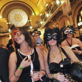 New Year's Eve Masquerade Ball at Union Station