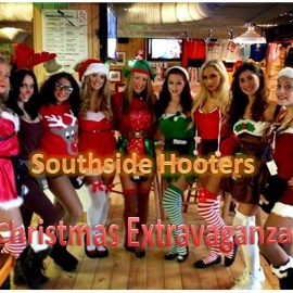 Southside Hooters Christmas Party