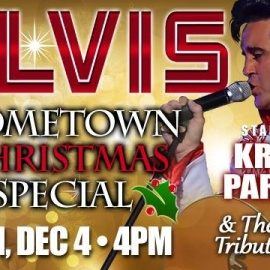 A Hometown Elvis Christmas with Kraig Parker and the Royal Tribute Band