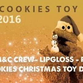 Tonight Milk & Cookies • Lipgloss • Beyond : Toy Drive