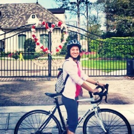 Bayou City Outdoors presents: We Love Houston – on Bikes! (Valentine Edition)