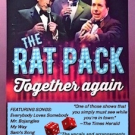 Rat Pack Together Again