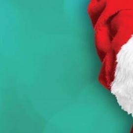 Free Santa Photo November 25 - December 24
