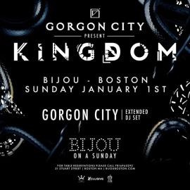 NYD: Gorgon City
