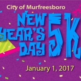 New Year's Day 5k
