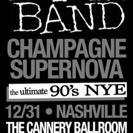My So-Called Band's Champagne Supernova: The Ultimate 90s NYE