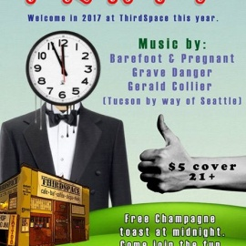 New Years Eve at ThirdSpace