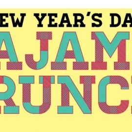 Pajama Jammy Jam New Year's Day Brunch