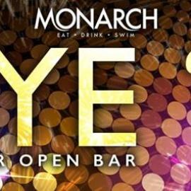 Monarch Premium 2017 New Year's Eve