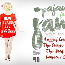 NYE Pajama Jammy Jam | The DU