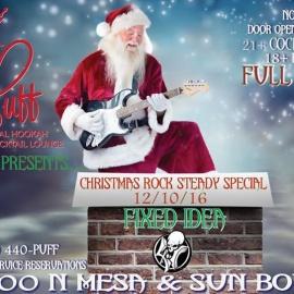 FIXED IDEA: A Very Merry Rocksteady Christmas Special