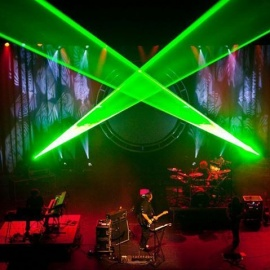 The Machine performs Pink Floyd NYE Show