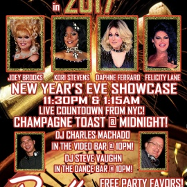 New Year's Eve @ Bradley's on 7th!